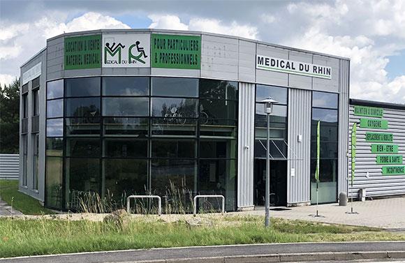 Magasin matériel médical Rohrwiller